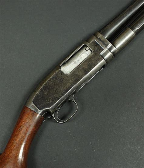 Winchester Model 1912 Shotgun