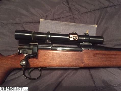 Winchester Model 1917 Hunting Rifle