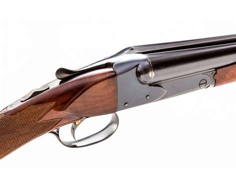 Winchester Model 21 Shotgun