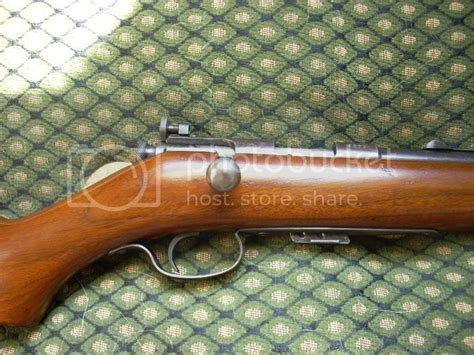 Winchester Model 56 22 Long Rifle