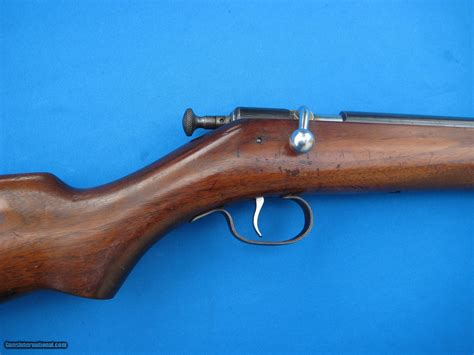 Winchester Model 60a Target Rifle 22 Long