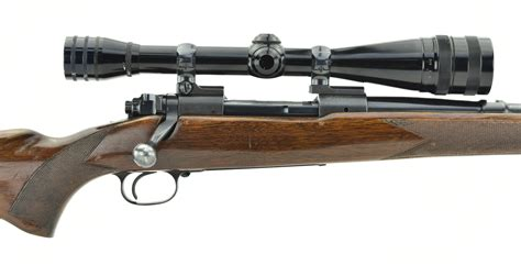 Winchester Model 70 30-06 Target Rifle