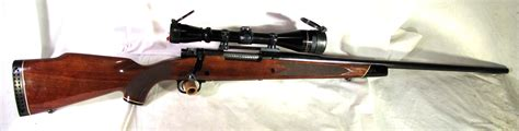 Winchester Model 70 7mm Mag Rifle