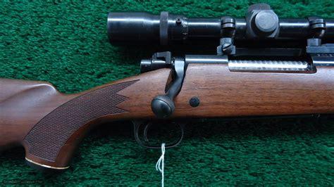 Winchester Model 70 Bolt-action Sniper Rifle