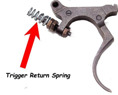 Winchester Model 70 Trigger Spring Kit
