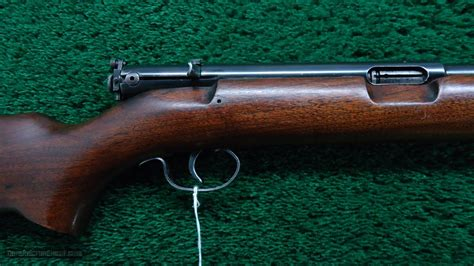 Winchester Model 74 22 Long Rifle