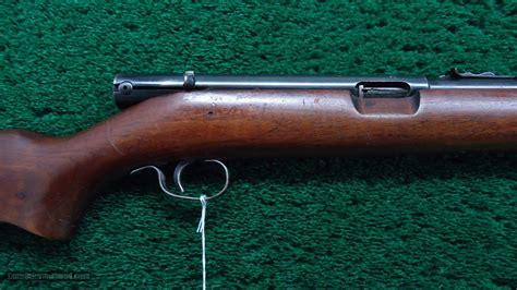 Winchester Model 74 22 Short Caliber Rifle