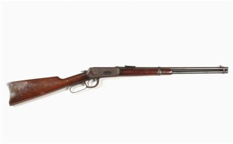 Winchester Model 93 Rifle