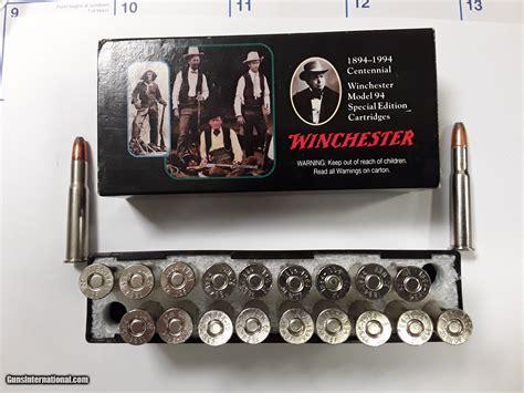 Winchester Model 94 30 30 Ammo