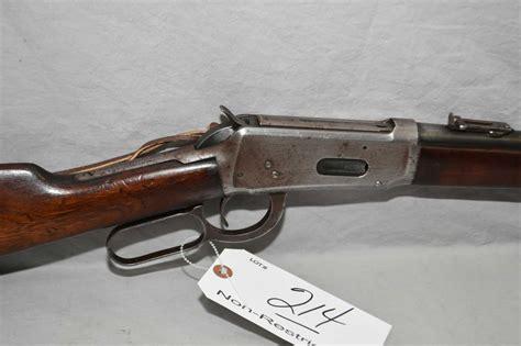 Winchester Model 94 38-55 Deluxe Carbine Centerfire Rifle