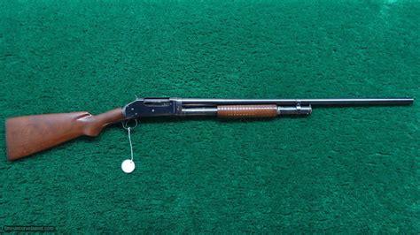Winchester Model 97 Pump Shotgun 16 Gauge