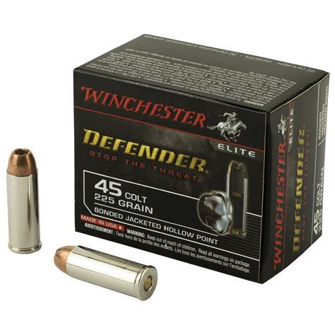 Winchester Pdx1 45 Acp Ammo For Sale