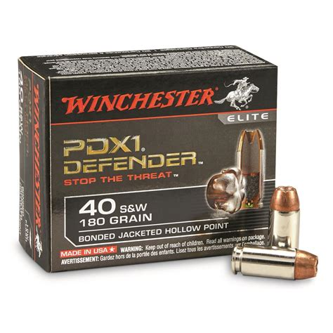 Winchester Pdx1 Ammo Reviews 9mm