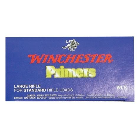 Winchester Pistol Primers Brownells