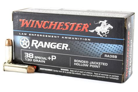 Winchester Ranger 38 Special P 130 Gr Ammo Review