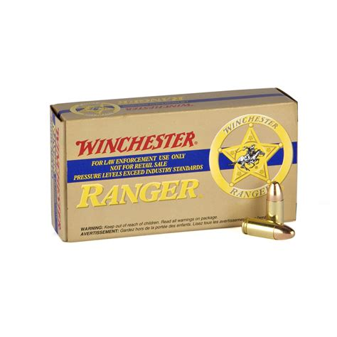 Winchester Ranger 9mm Ammo Review