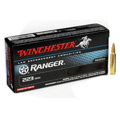 Winchester Ranger Sxt 9mm P 127 Grain