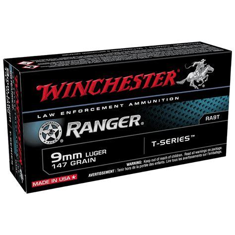 Winchester Ranger T Series 9mm