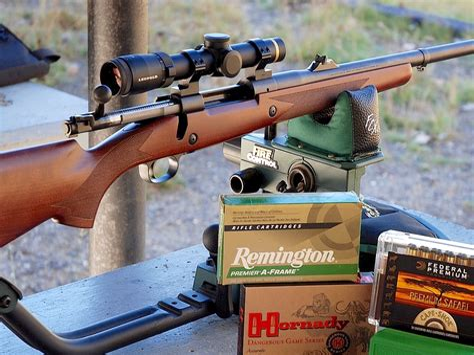 Winchester Safari Rifle
