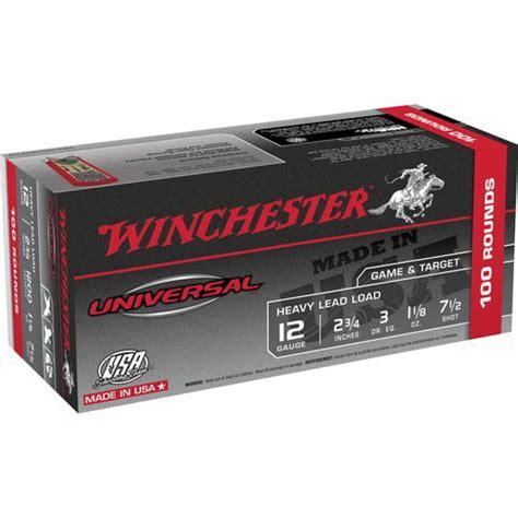 Winchester Shotgun Shells 12gauge Walmart And Best Holographic Sight For Shotgun