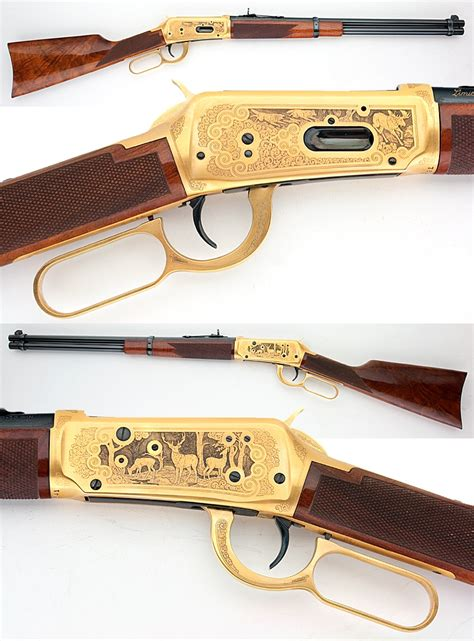 Winchester Special Edition Rifles