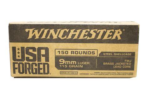 Winchester Steel Case 9mm