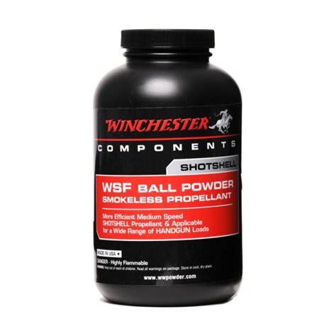 Winchester Super Field 1lb Smokeless Powder