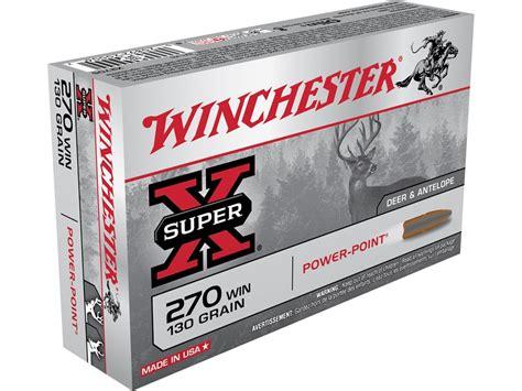 Winchester Superx Power Point Ammunition Cabela S