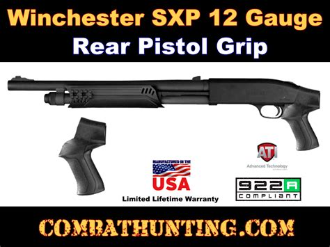 Winchester Sxp 20 Gauge Pistol Grip