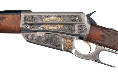 Winchester Teddy Roosevelt Commemorative Rifle