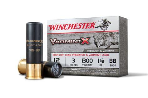 Winchester Varmint X 12 Gauge
