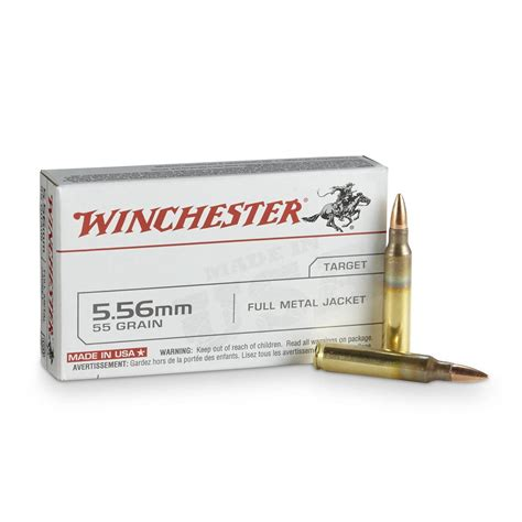 Winchester White Box 223 Ammo Review