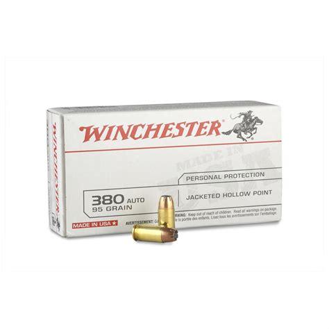 Winchester White Box 380