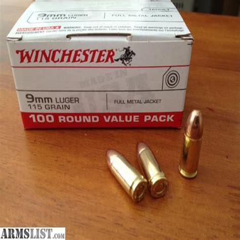 Winchester White Box 9mm Walmart Price