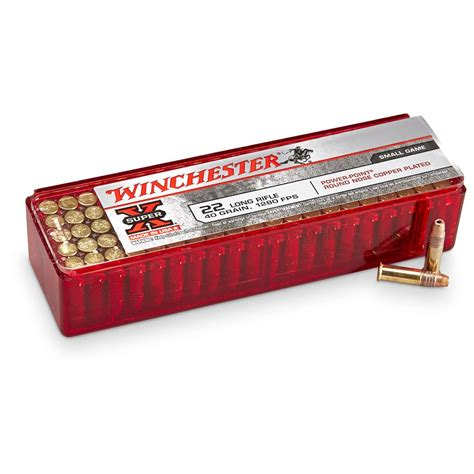Winchester X 22lr Ammo Review