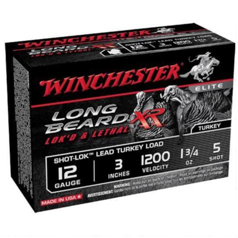 Winchester Xr Long Beard Shotgun Shells