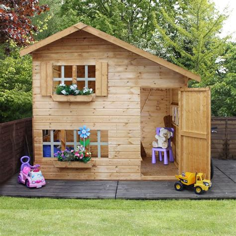Winchester Wooden Playhouse