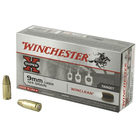 Winclean Ammo 9mm