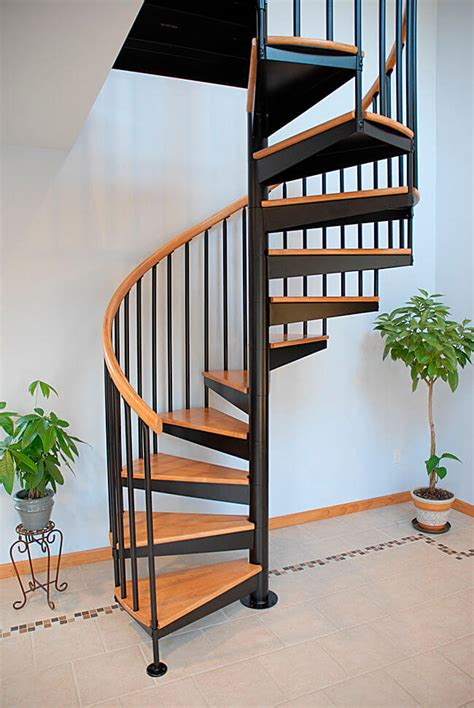 Winding Staircase Design