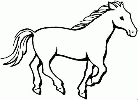 Window Color Malvorlagen Pferde Gratis