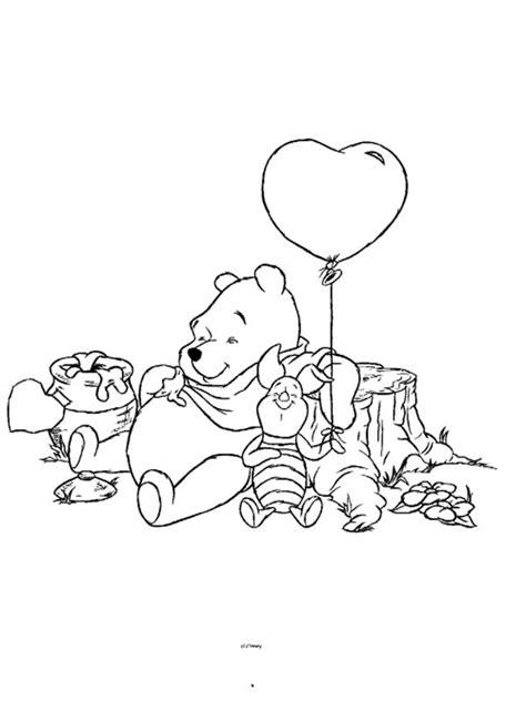 Winni Pooh Malvorlagen Für Die Wand