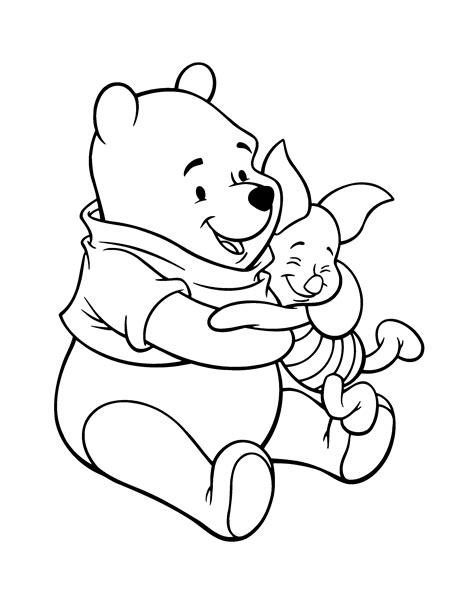 Winnie Pooh Ausmalbilder Gratis