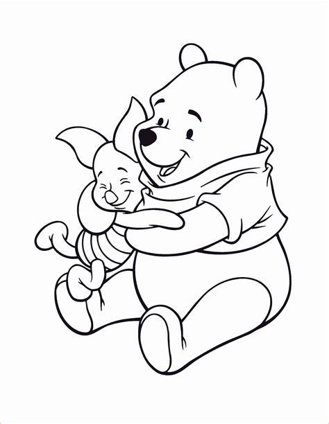 Winnie Pooh Ausmalbilder Kostenlos