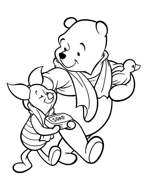 Winnie Pooh Malvorlage
