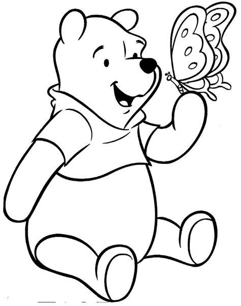Winnie Pooh Malvorlagen Kostenlos Ausdrucken