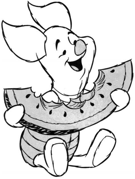 Winnie Pooh Und Ferkel Malvorlagen