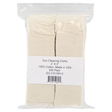 Wipe Away Gun Cleaning Cloth