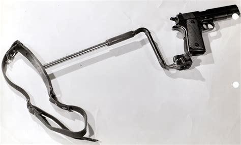 Wire Hinged Shoulder Stock For Pistol Grip Shotgun