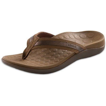 with Orthaheel Technology Men's Ryder Thong Sandals