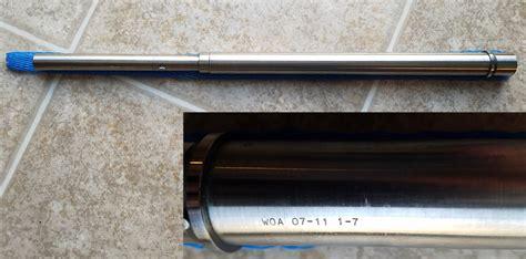 Woa Service Rifle Barrel